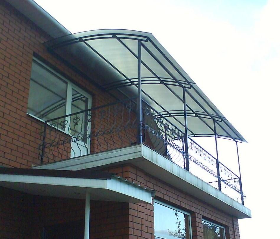 Козырек на балкон цена. - дизайн маленьких лоджий - каталог .